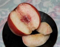 柔らかい桃がお好きな方